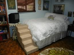Dog Steps For High Beds P U003e5 Steps Pet Steps 28 Inches High 16 Inches Wide For Tall Beds