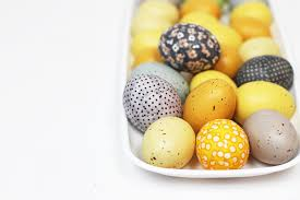 Decorating Easter Eggs With Fabric by How To Make Fabric Eggs Lilyshop By Jessie Daye