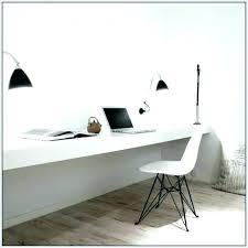 Modern Floating Desk New Floating Desk Ideas For Wall Mounted Computer Onsingularity