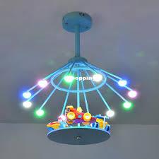 Childrens Ceiling Light Amazing 2017 Merry Go Children Led Ceiling Lights Room