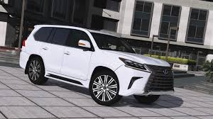 car lexus 2016 2016 lexus lx 570 add on replace gta5 mods com