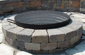 Firepit Ring Best Of Ring Pit Absorbing Size X Outdoor Pit Rings