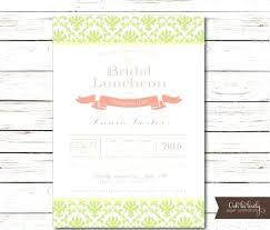 bridal shower luncheon invitations bridesmaids luncheon invitations bridal luncheon bridal tea bridal
