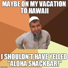 Hawaii Memes - ordinary muslim man meme imgflip
