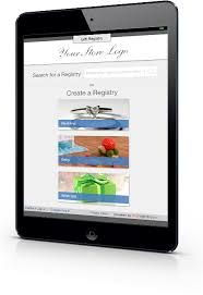 my registry wedding in store gift registry kiosk tool for merchants myregistry