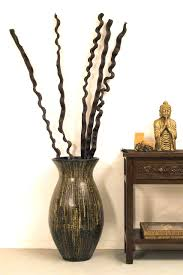 Large Vases For Home Decor Floor Vase With Branches Large Tall Vases Decor Adorable