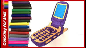 free printable cell phone coloring pages for kids fun coloring