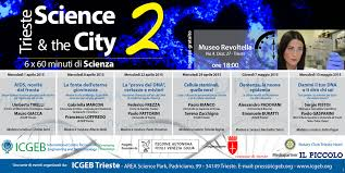 trieste science the city 2 icgeb