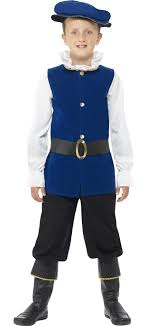 boy costumes child s tudor boy costume candy apple costumes see all kids