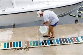 marine antifouling paint test practical sailor print edition article