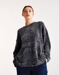 chenille sweater chenille sweater with slits most wanted clothing