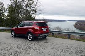 Ford Escape Length - review 2016 ford escape titanium canadian auto review