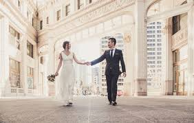 chicago wedding photographers chicago courthouse wedding city wedding photographer