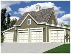 Four Car Garage Plans Free Carriage House Style Garage Plans