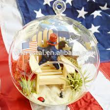 hanging large clear glass decorations mh12900 buy