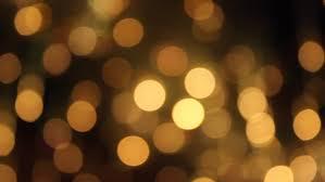 gold lights loop background celebrating award show loop