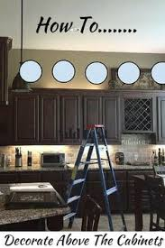 diy kitchen cabinet decorating ideas above kitchen cabinets decor awesome kitchen