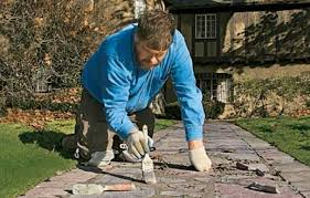 How To Regrout Patio Slabs How To Repair Stone Walkway Mortar This Old House