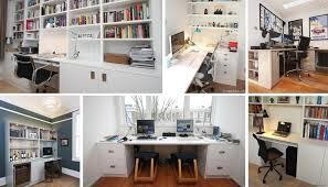 Bespoke Home Office Furniture Bespoke Fitted Home Office Empatika