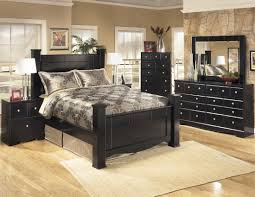 Ashley Bedroom Set With Marble Top Shay Poster Bedroom Set From Ashley B271 61 64 67 98 Coleman