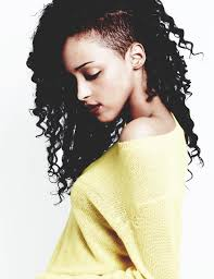undercut women s hairstyles another curly undercut hair grows out of your head and