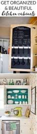 Kitchen Cabinet Organization Tips 9 Simple Ways To Organize All Of The Little Things In Your Kitchen