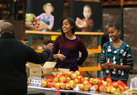 food at first thanksgiving food fight 8 year old targets sasha malia today com