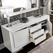 Black Gloss Buffet Sideboard Modern Sideboard Buffet High Gloss Dama Bianca On Sale