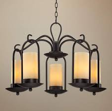 faux candle light fixtures 20 lovely outdoor candle chandeliers home design lover