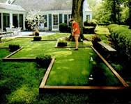 Building A Backyard Putting Green by Indoor Putting Green Plans