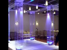 chuppah rental lucite chuppah rental acrylic chuppah rental new york nyc new