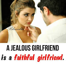 Jealous Girlfriend Meme - a jealous girlfriend is a faithful girlfriend jealous meme on me me