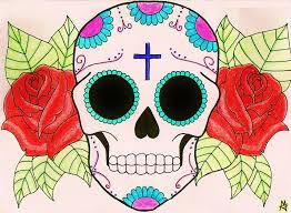 sugar skulls aol image search results