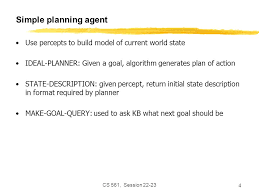 cs 561 session planning search vs planning strips operators