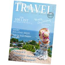 travel magazine images Travel magazine personal magazines jpg