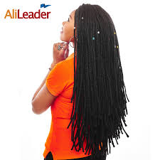 Human Hair Loc Extensions by Online Get Cheap Dreadlock Extensions Aliexpress Com Alibaba Group