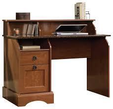 Sauder August Hill Computer Desk Sauder Graham Hill Desk In Autumn Maple Transitional Desks And