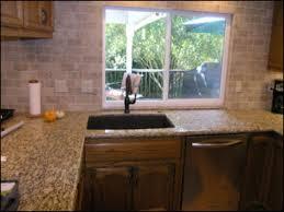 Kitchen Window Backsplash Backsplash In Kitchen Window Caurora Com Just All About Windows