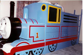 Thomas The Train Bed Thomas The Tank Engine Bed Furst Woodworking