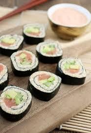 cuisiner sushi keto sushi recette cuisiner