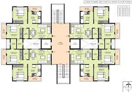 row house plans google search apartment house plan