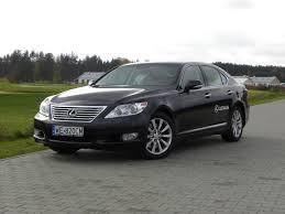 lexus ls600hl vs mercedes s600 lexus ls 460 awd luksus absolutny test tygodnika auto świat