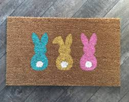 Outdoor Easter Bunny Decorations by Outdoor Easter Decor Etsy