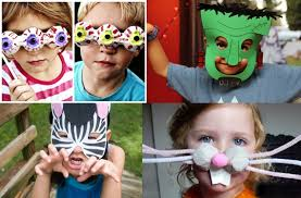 Halloween Mask Crafts Halloween Masks Crafts Phpearth