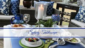 Table Scapes Beautiful Budget Friendly Springtime Tablescapes U0026 Spaces Collab