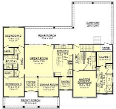 acadian floor plans 3 bedrm 1900 sq ft acadian house plan 142 1163