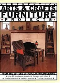 authentic arts u0026 crafts furniture projects popular woodworking