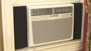 Window Ac With Heater Insulate Air Conditioners To Keep Cool Air In Air Out Youtube
