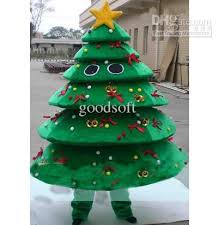 sale tree mascot costumes special made