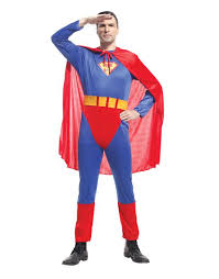 Superman Halloween Costumes Adults Adults Superman Clothes Cosplay Clothing Costume Stage Clothes